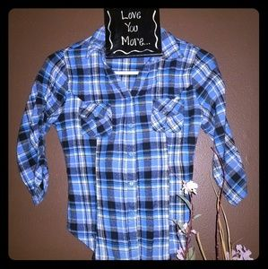 Body Central flannel shirt